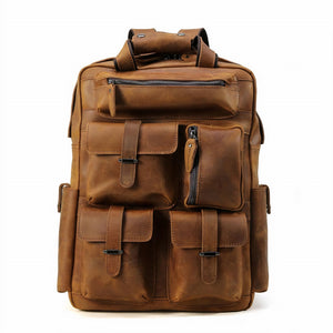 Berley Backpack - Tawn / 16 in