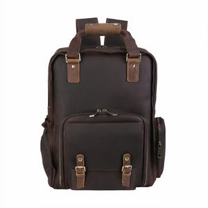Lamai Camera Backpack - Brown