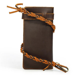 Manacle Leather Wallet