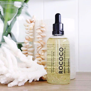 Clear Quartz Body Oil 100 ml