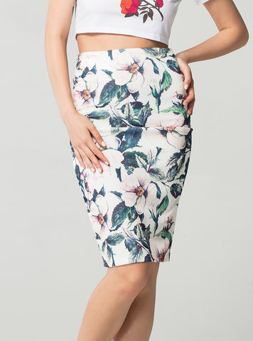 Floral Skirt Collection - Eazy Trend
