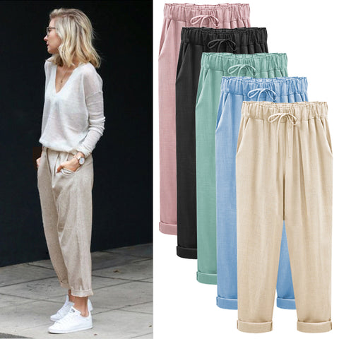 Plus Size Pants - Eazy Trend