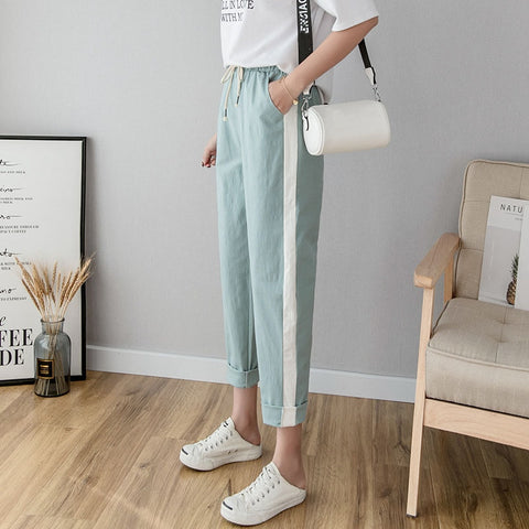 Ankle-Length Pants - Eazy Trend