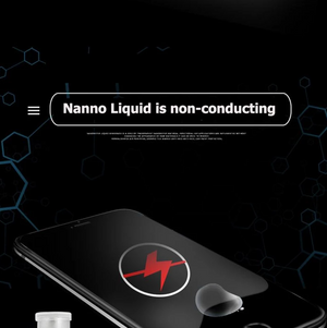 Nanotech Liquid Screen Protector