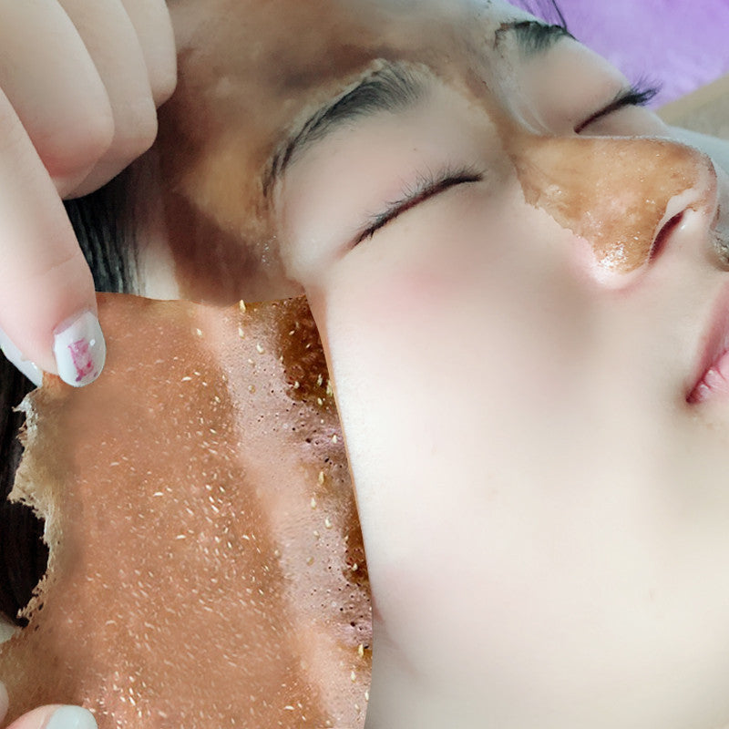 Deep Cleaning Collagen Peel-off Mask [Herbal-based]