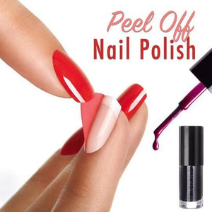 Easy Peel Nail Polish
