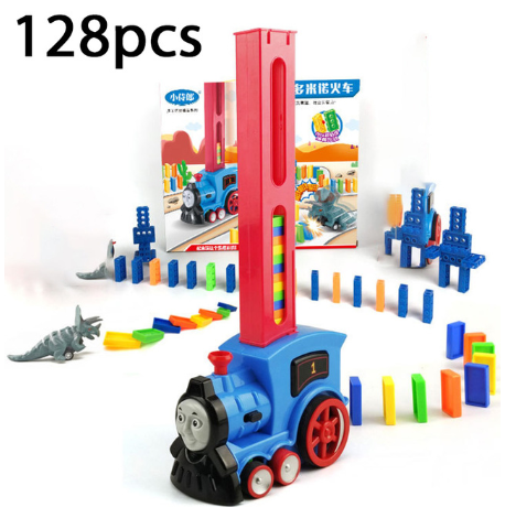 Thomas the Domino Train