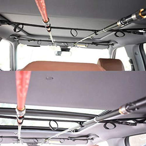 Vehicle Fishing Rod Holder Straps (2PCS)