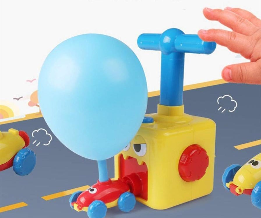 Balloons Car Children's Science Toy