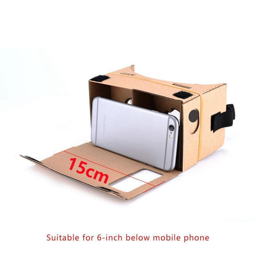 3D VR Virtual Reality Box (Iphone and Android)