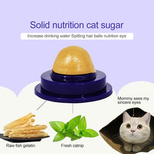 Cat Nutrition Energy Ball