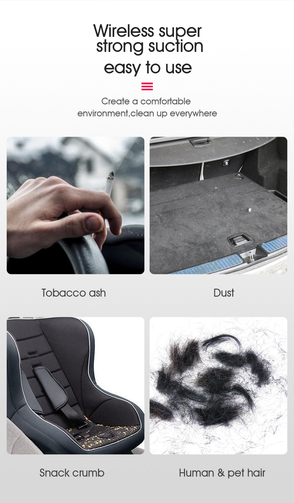 Ultimate Car Vacuum