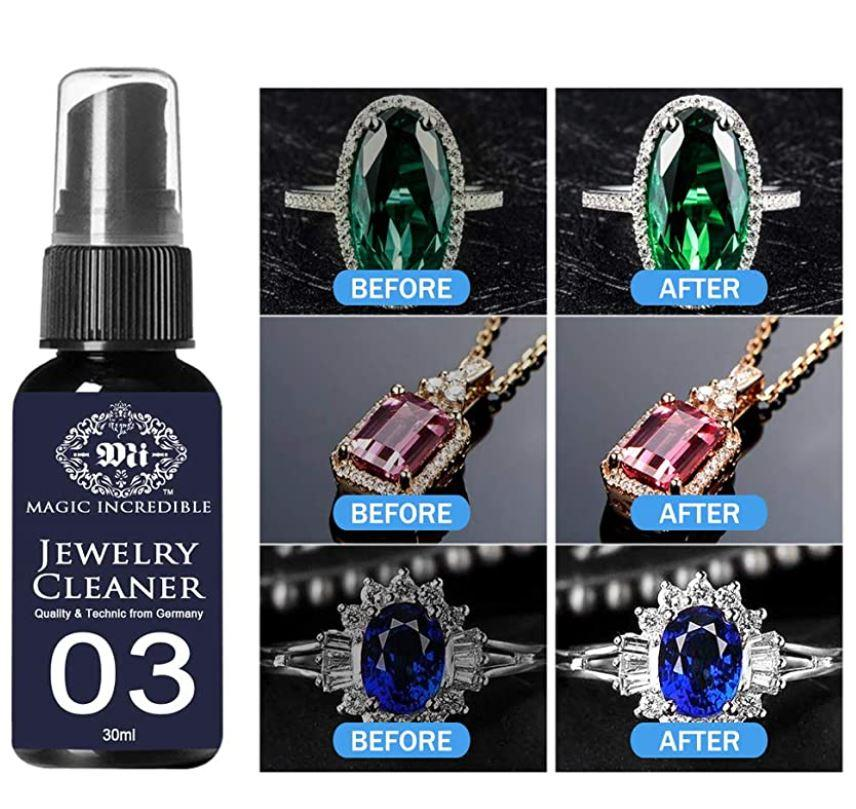 Jewelry Cleaner Spray