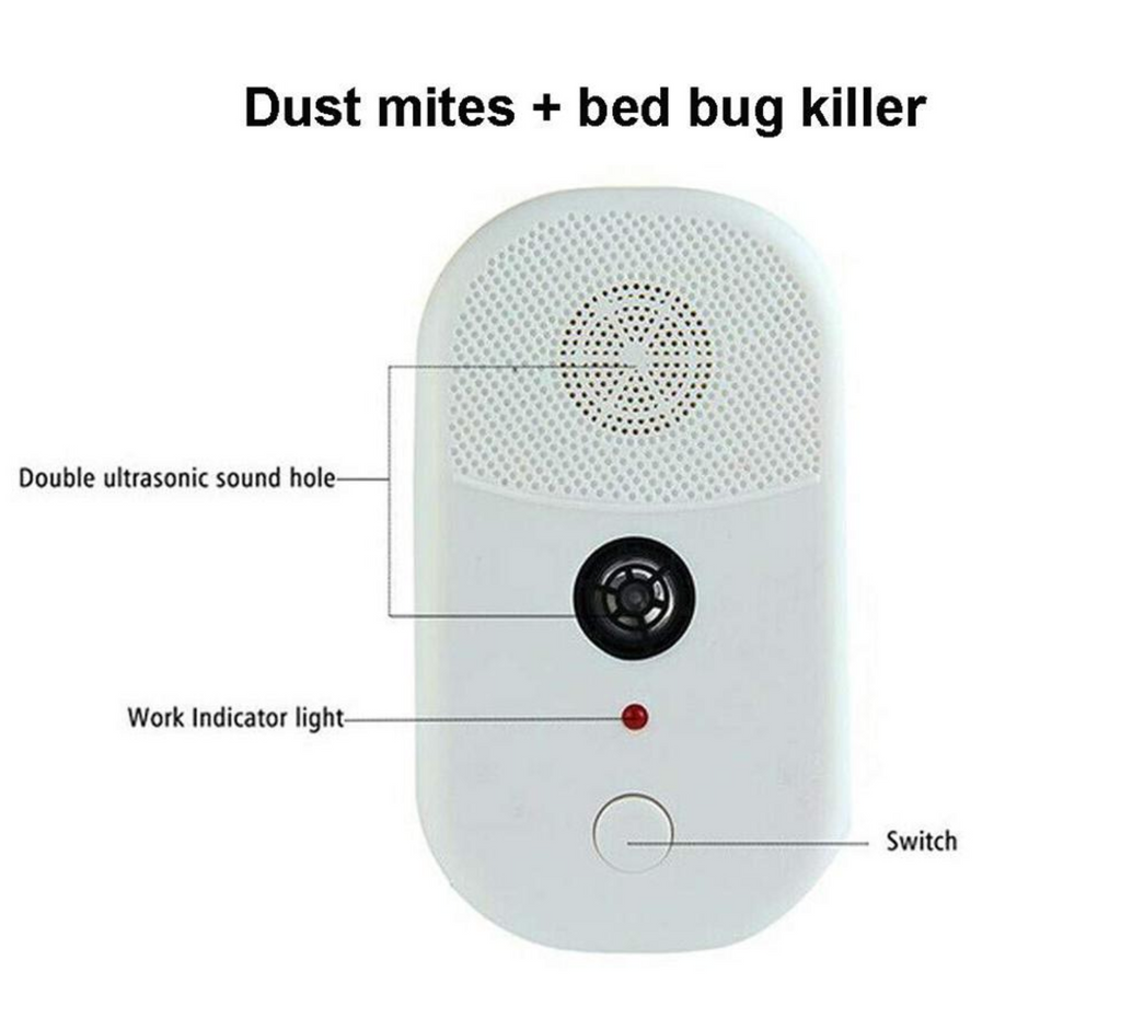 Ultrasonic Mite Killer