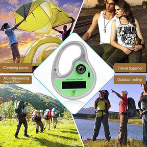PORTABLE Ultrasonic Mosquito Repeller