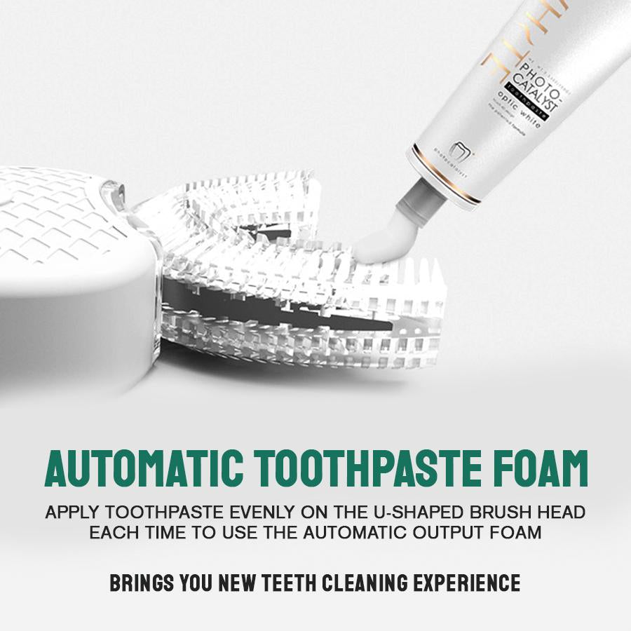 Ultrasonic Automatic Toothbrush