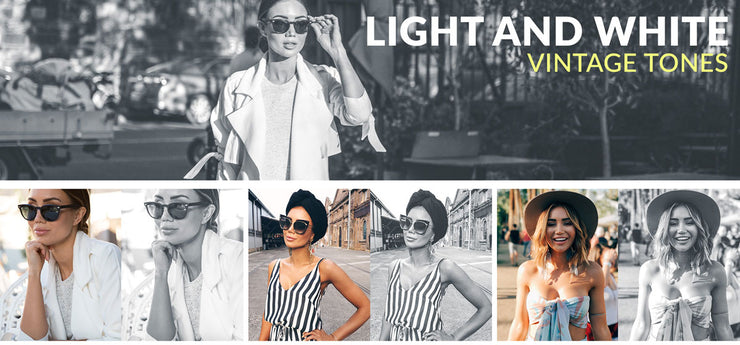 The Starter Kit Lightroom Preset Collection