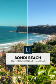 Bondi Lightroom Preset