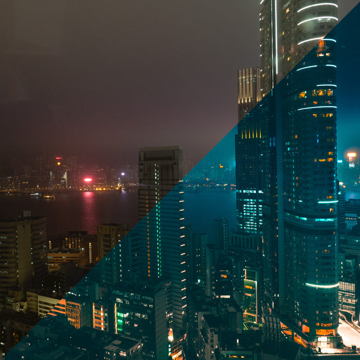 Hong Kong Lightroom Preset