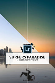 Surfers Paradise Lightroom Preset