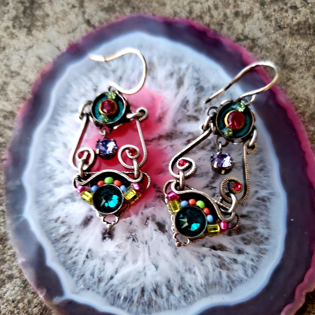 Francesca Earrings by Firefly