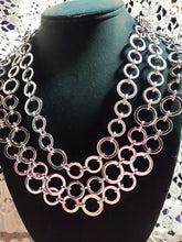 Load image into Gallery viewer, Multi - Layer Chain Necklace