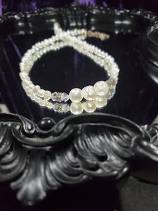 Misty Pearl Necklace