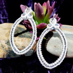 Crystal Drops Earrings