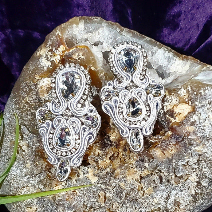 Crystal Palace Earrings