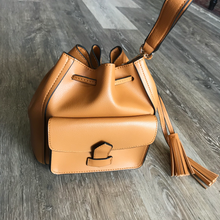 Load image into Gallery viewer, Karina Tan Hobo Bag