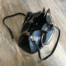 Load image into Gallery viewer, Chelses Black Handbag