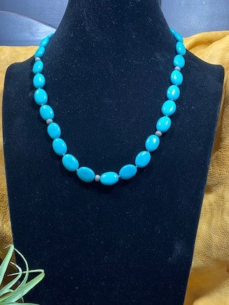 Bonnie Turquoise Necklace