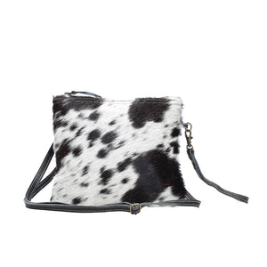 White & Black Bag