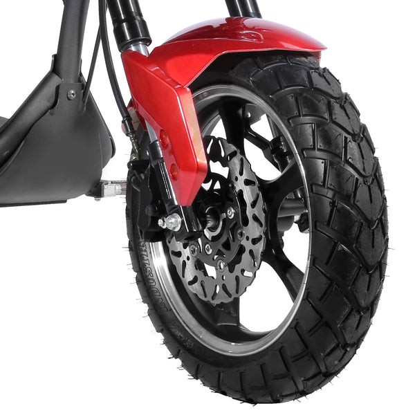 Electric Harley Scooter Front Wheel