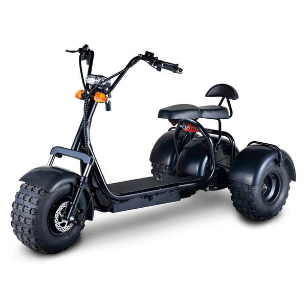 3 wheel off road citycoco scooter