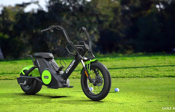 Golf Motorcycle