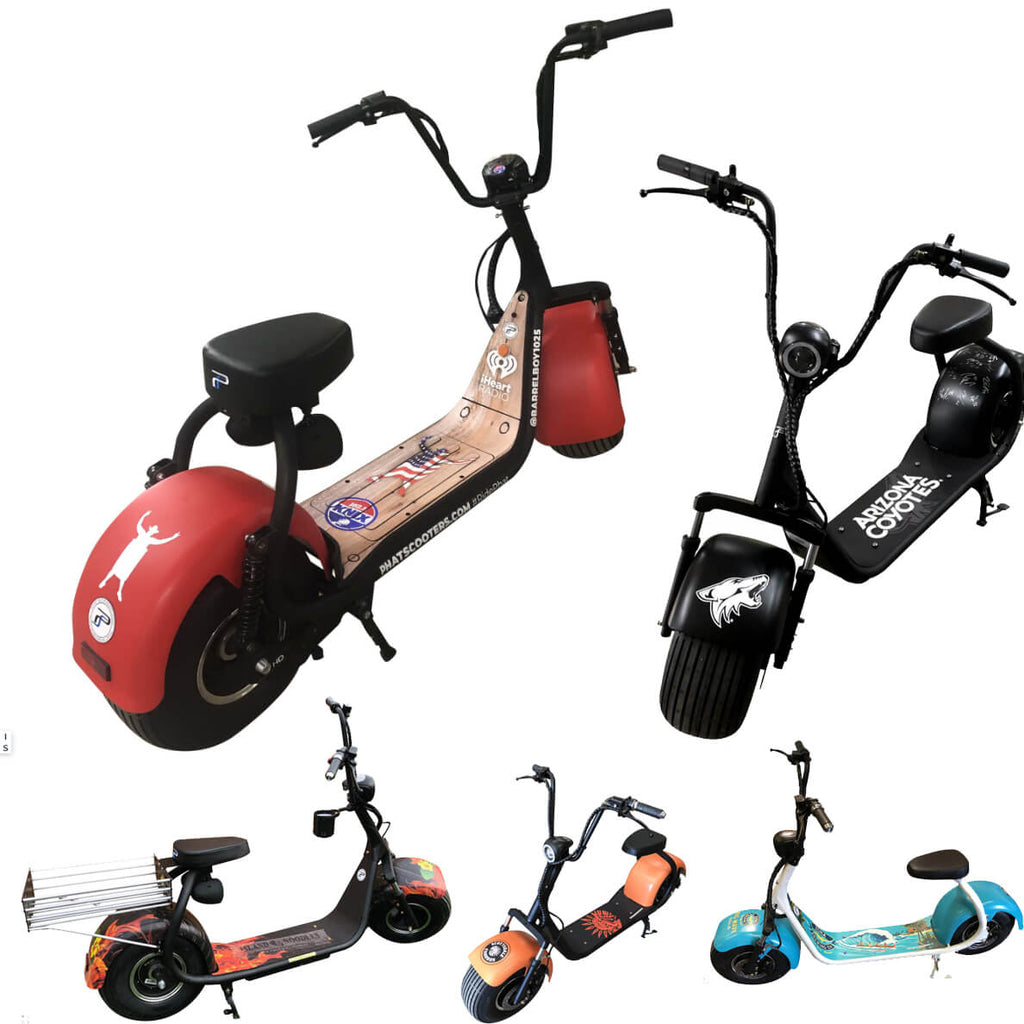 oem citycoco scooter