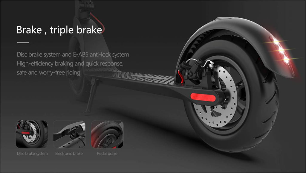 Electric Scooters Brake