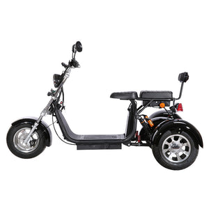Trike scooter Harley electric scooter factory, EEC/COC certified, Ship from Europe warehouse - Fanco Electric Scooter manufacturer