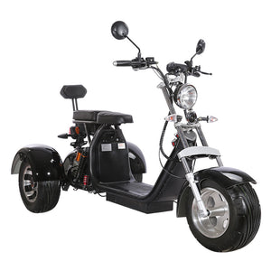 Harley electric scooter factory - Fanco Electric Scooter manufacturer