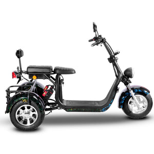 Citycoco trike, citycoco tricycle - Fanco Electric Scooter manufacturer