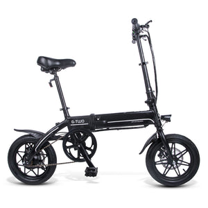 "Smart Folding Electric Bike 14"" - Fanco Electric Scooter manufacturer"