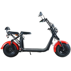 Citycoco 1500W harley scooter with EEC 60V 20AH - Fanco Electric Scooter manufacturer