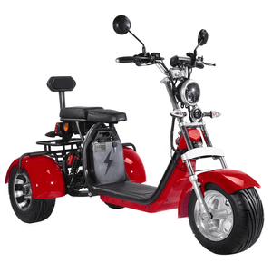 Citycoco trike, 60V 40AH, Ship from Holland, EEC/COC certified, Free Shipping and TAX