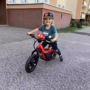 12 Inch Kids Electric Balance Bike, Factory Wholesale OEM Children Motorcycle - Fanco Electric Scooter manufacturer
