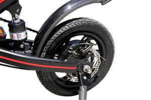 Folding Electric Bike manaufacturer - Fanco Electric Scooter manufacturer