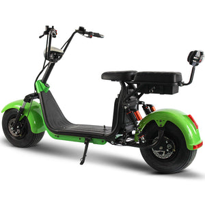 Fat tire electric scooter 1500W EEC - Fanco Electric Scooter manufacturer