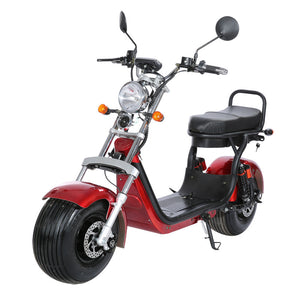 Big Wheel Electric Scooter - Fanco Electric Scooter manufacturer