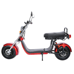 Big Wheel Electric Scooter coco bikes - Fanco Electric Scooter manufacturer