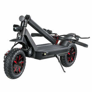 Off Road Electric scooter Dual Motor - Fanco Electric Scooter manufacturer